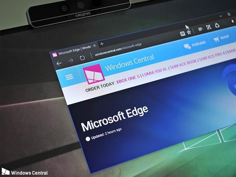 Microsoft Lança Navegador Estilo Chrome